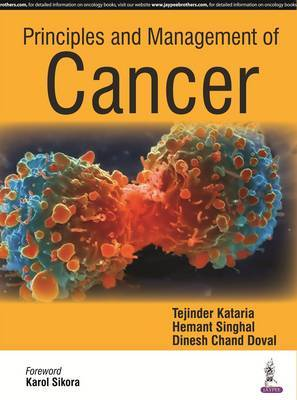Principles and Management of Cancer image