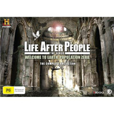 Life After People - The Complete Series (6 Disc Set) on DVD