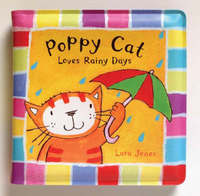 Poppy Cat Bath Books image