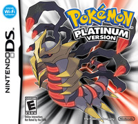 Pokemon Platinum for Nintendo DS