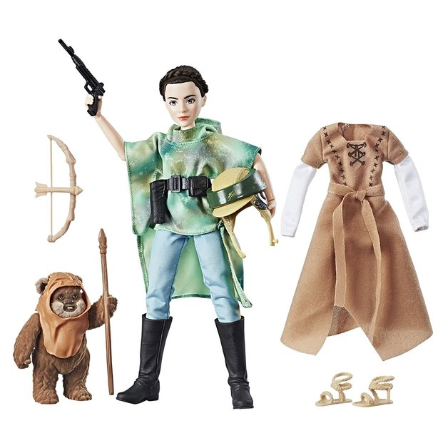 Star Wars: Forces of Destiny - Endor Leia