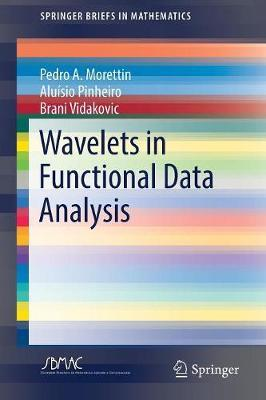 Wavelets in Functional Data Analysis by Pedro A. Morettin image