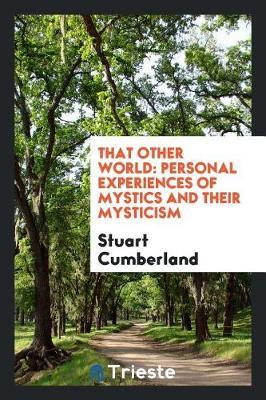 That Other World by Stuart Cumberland