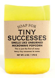 Whiskey River Co: Soap - Tiny Successes