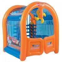 Bestway: Hot Wheels - Car Wash Center