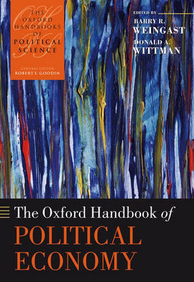 The Oxford Handbook of Political Economy image