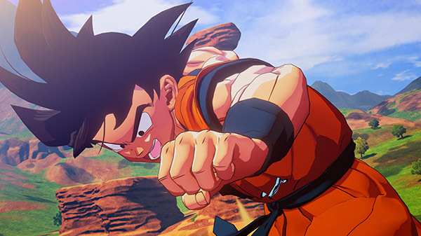 Dragon Ball Z Kakarot for PS4 image