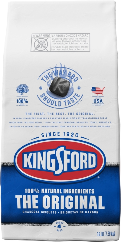 Kingsford *The Original* Charcoal Briquettes (7.26KG)