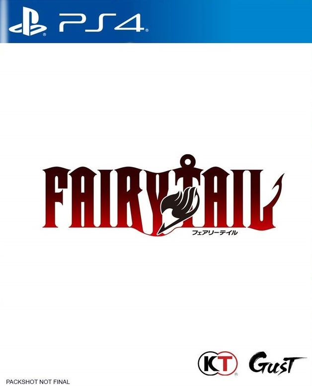 Fairy Tail for PS4