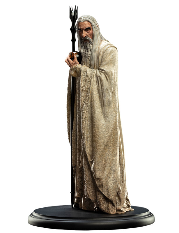 Lord of the Rings: Saruman the White – Miniature Statue