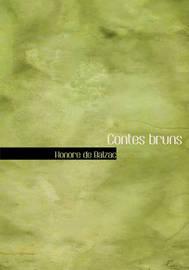 Contes Bruns by Honore de Balzac image