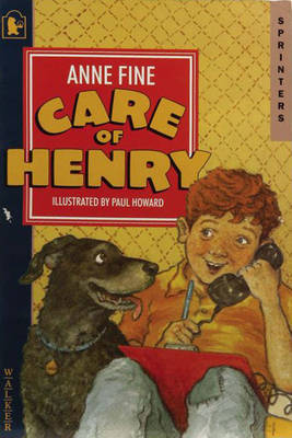 Care of Henry by Anne Fine image
