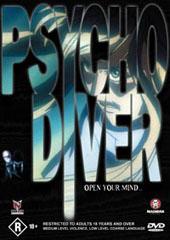Psycho Diver on DVD