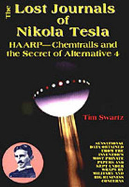 The Lost Journals of Nikola Tesla by Nikola Tesla