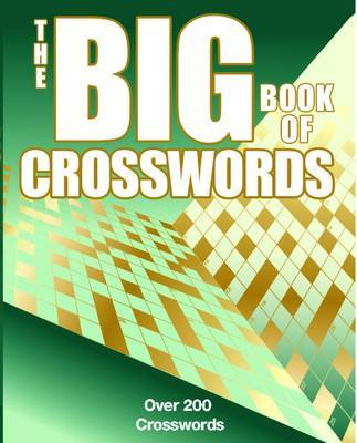 Big Book of Crosswords image