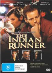 The Indian Runner on DVD
