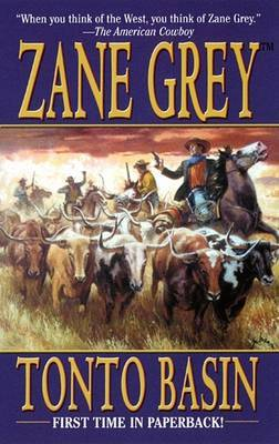 Tonto Basin by Zane Grey image