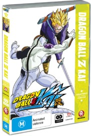 Dragon Ball Z Kai - Collection 5 on DVD