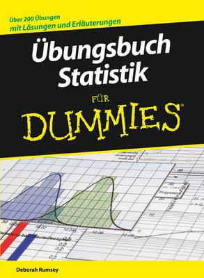Ubungsbuch Statistik Fur Dummies by Deborah Rumsey image