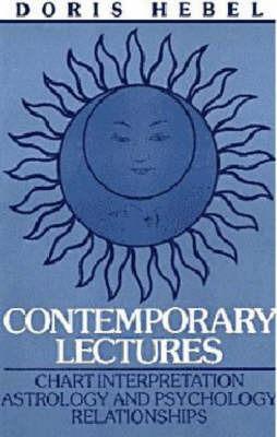 Contemporary Lectures by Doris Hebel
