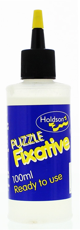 Holdson Puzzle Fixative