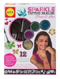 Sparkle Tattoo Parlor: Peace & Love - Alex