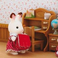 Sylvanian Families: Chocolate Rabbit Sister Set