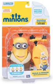 Minions: Build-A-Minion Kevin - Deluxe Action Figure