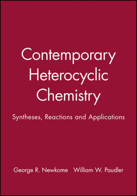 Contemporary Heterocyclic Chemistry by George R Newkome image