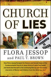 Church of Lies by Flora Jessop image