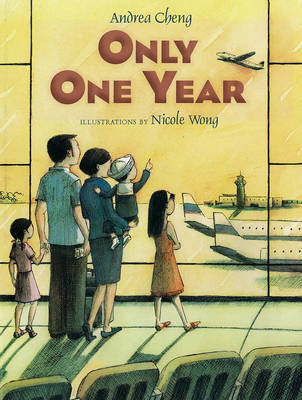Only One Year by Andrea Cheng image