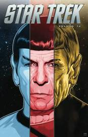 Star Trek Volume 13 by Mike Johnson