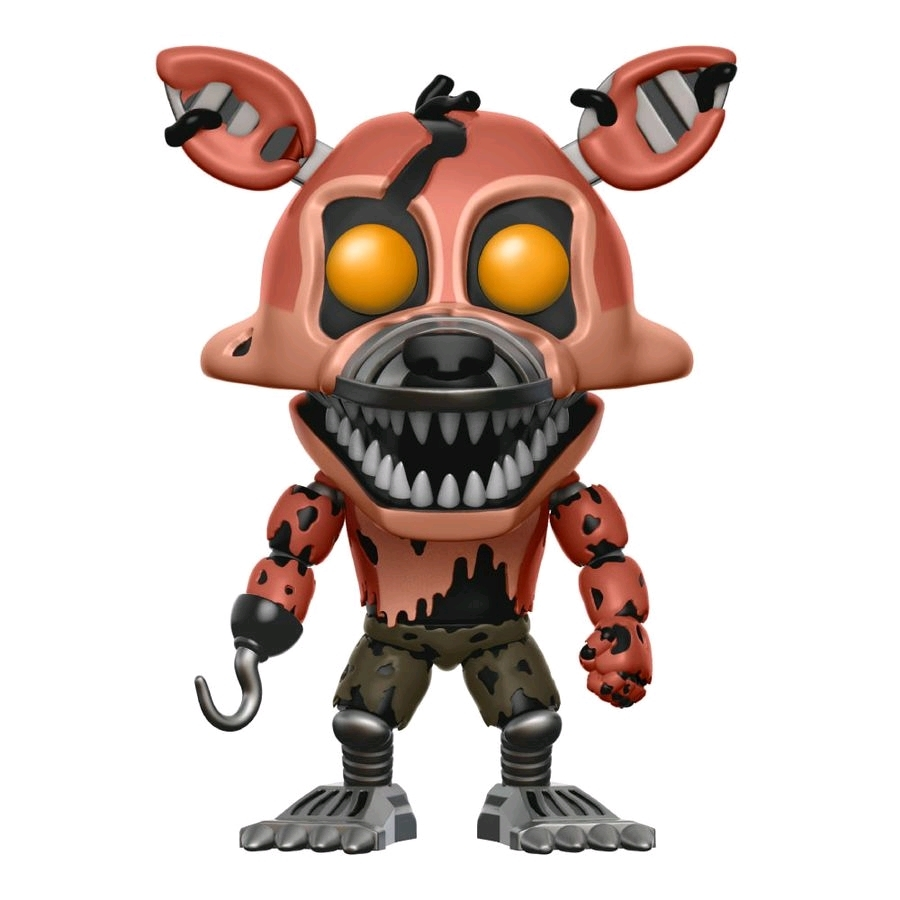 Five Nights at Freddy's - Nightmare Foxy Pop! Vinyl Figure image