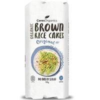 Ceres Organics Brown Rice Cakes (Original, 110g)
