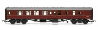 Hornby: BR Mk1 Coach Corridor Brake 2nd Class 'E34729'