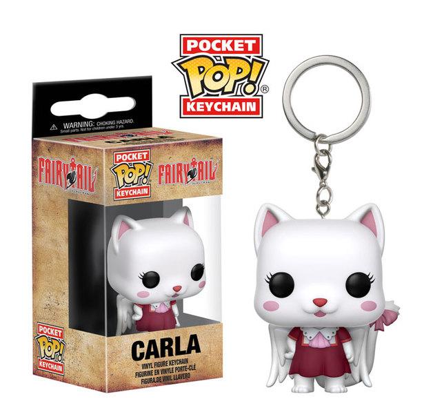 Fairy Tail - Carla Pocket Pop! Keychain