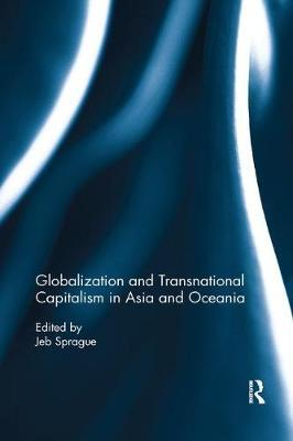 Globalization and Transnational Capitalism in Asia and Oceania image