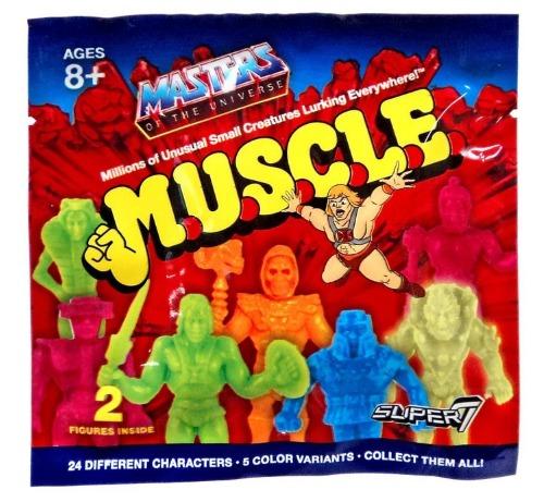 MOTU: M.U.S.C.L.E. - Mini-Figures (Blind Box)