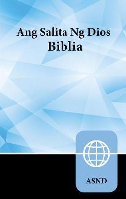 Tagalog Bible, Paperback by Zondervan