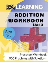 Addition Workbook by Suzanne Superhalk image