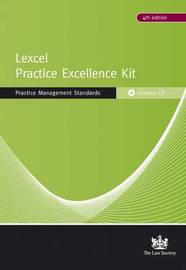 Lexcel Practice Excellence Kit by Matthew Moore image