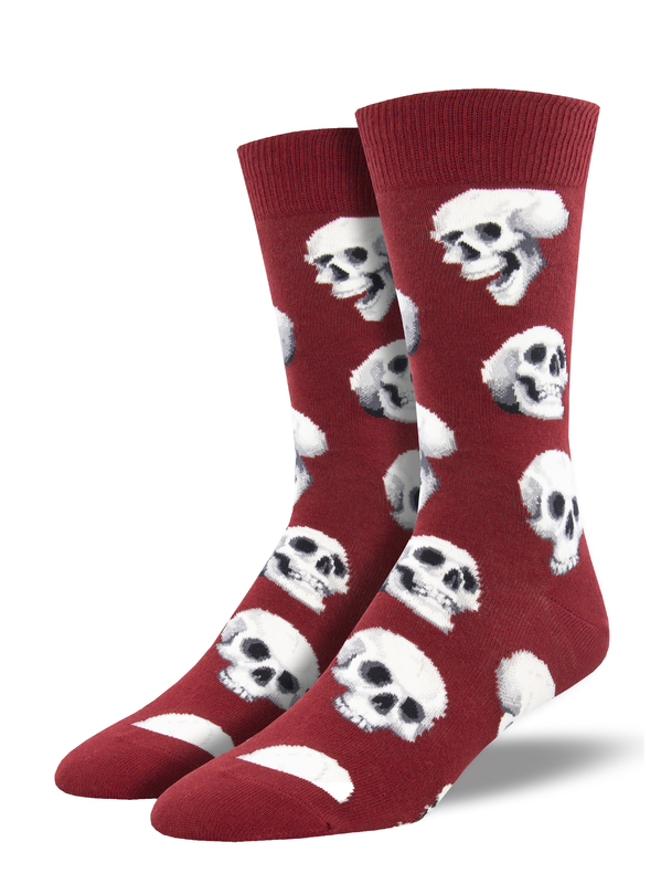 Socksmith: Sacred Skulls - Red