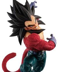 Dragon Ball: Super Saiyan 4 Vegeta - PVC Figure