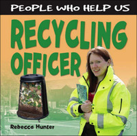 Recycling Officer by Rebecca Hunter image
