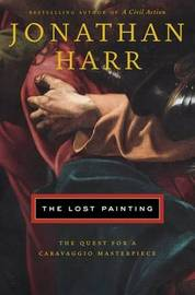 The Lost Painting by Jonathan Harr image