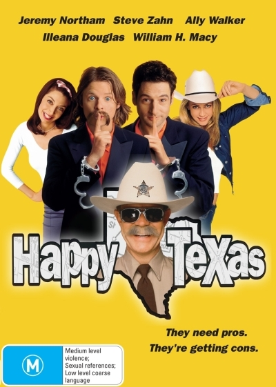 Happy Texas on DVD image
