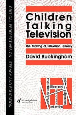 Children Talking Television
