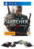 The Witcher 3: Wild Hunt Day 1 Edition for PS4