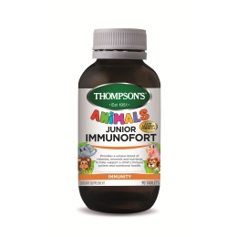 Thompsons Junior Immunofort (90 Tablets) image