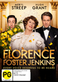 Florence Foster Jenkins on DVD